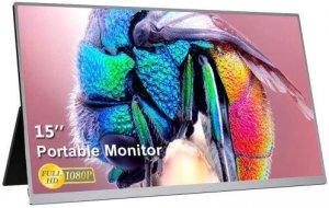 comparativa mejores monitores portatiles con HDMI