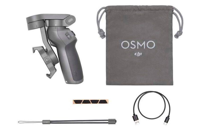 dji osmo mobile 3 mejor gimbal para moviles plegable