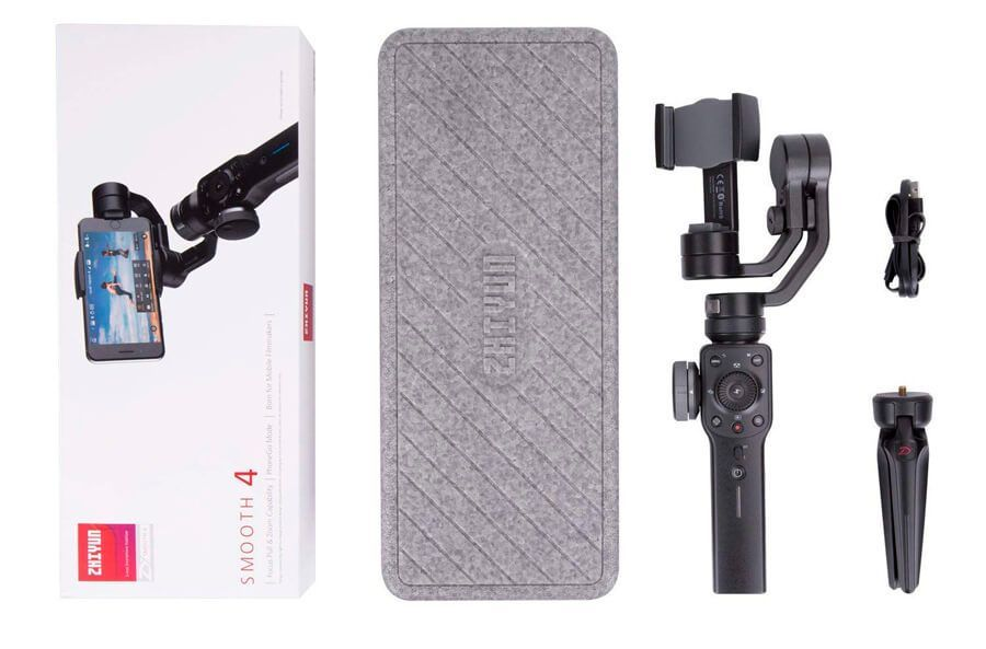 mejor gimbal calidad precio para iphone dji osmo mobile 3