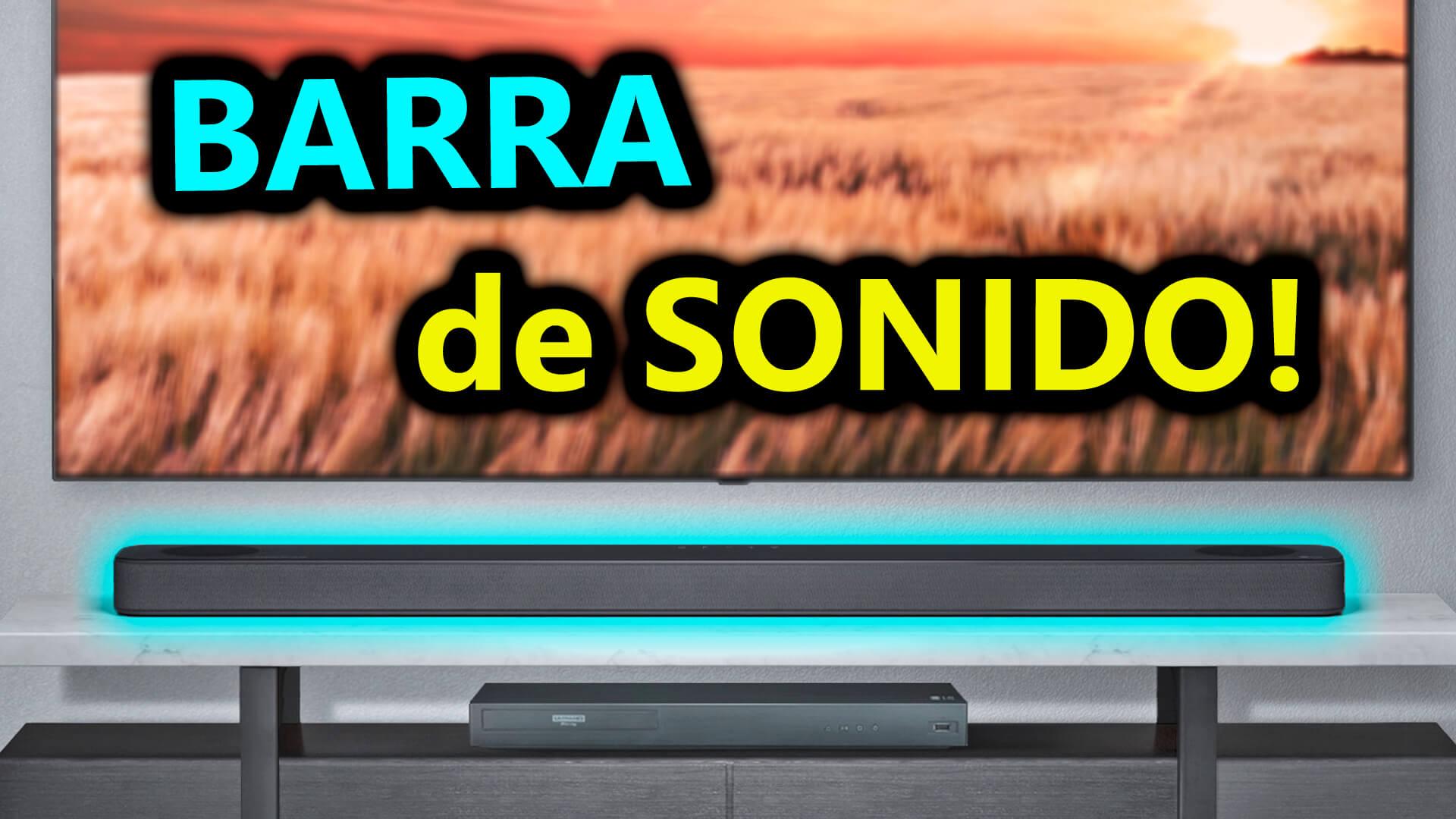 mejores barras sonido 2021