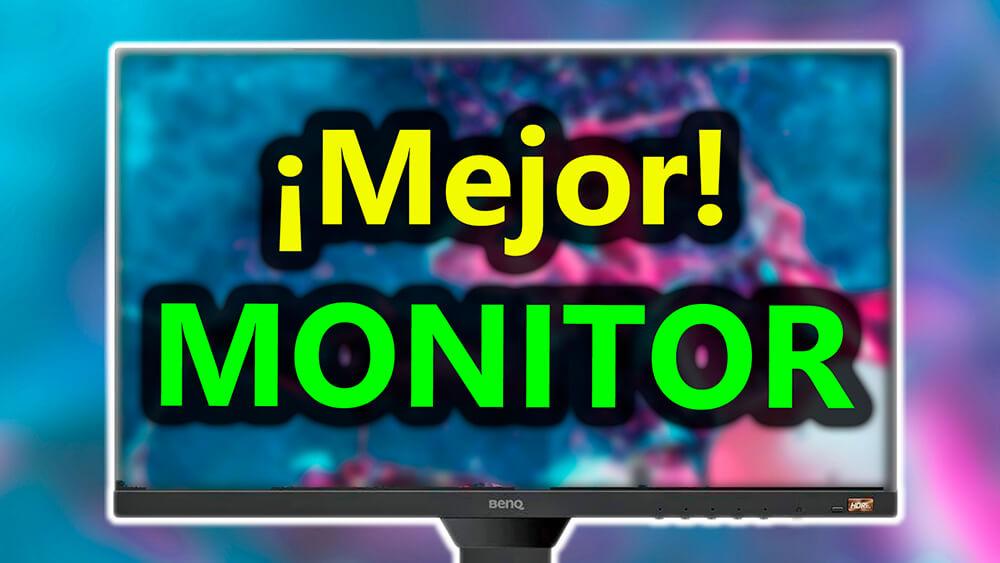 monitores calidad precio