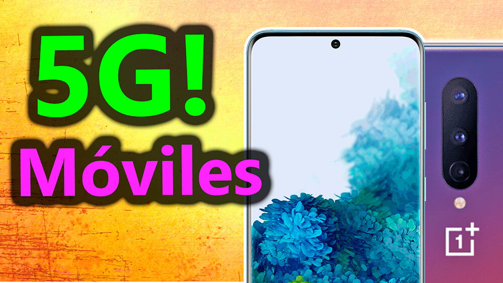 mejores moviles 5g 2020