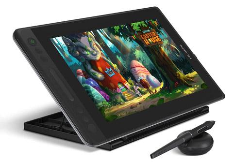 cuales son las mejores tabletas graficas con pantalla