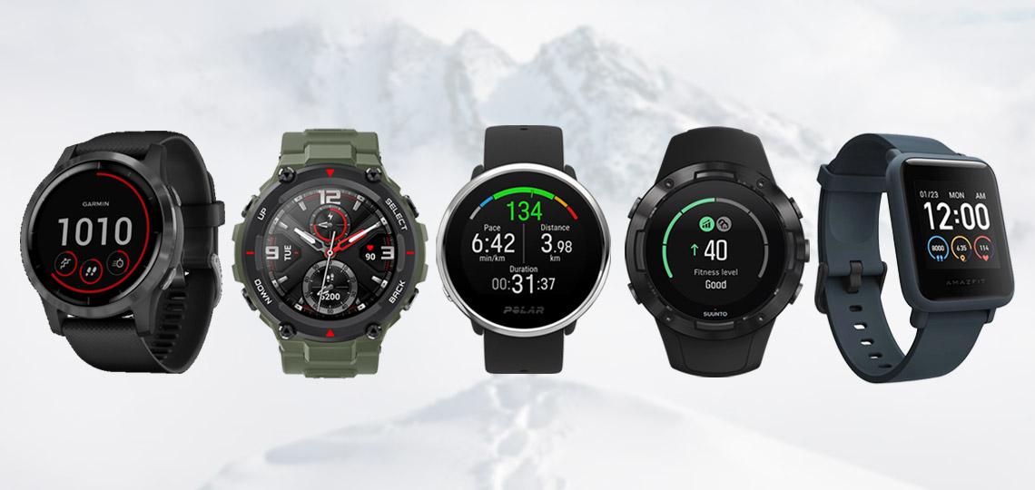 Relojes deportivos con GPS