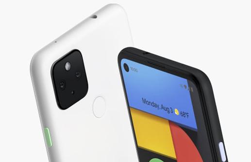 movil Google pixel 4a 5g