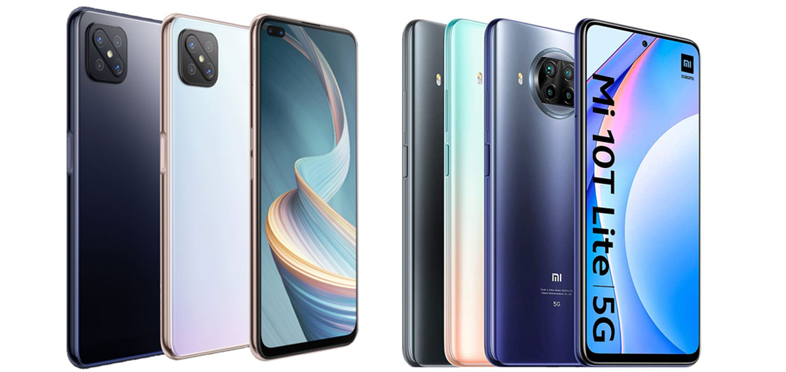 modelos moviles 5g compatibles stand alone