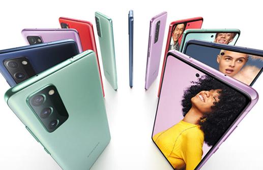 moviles 5g marca samsung varios colores