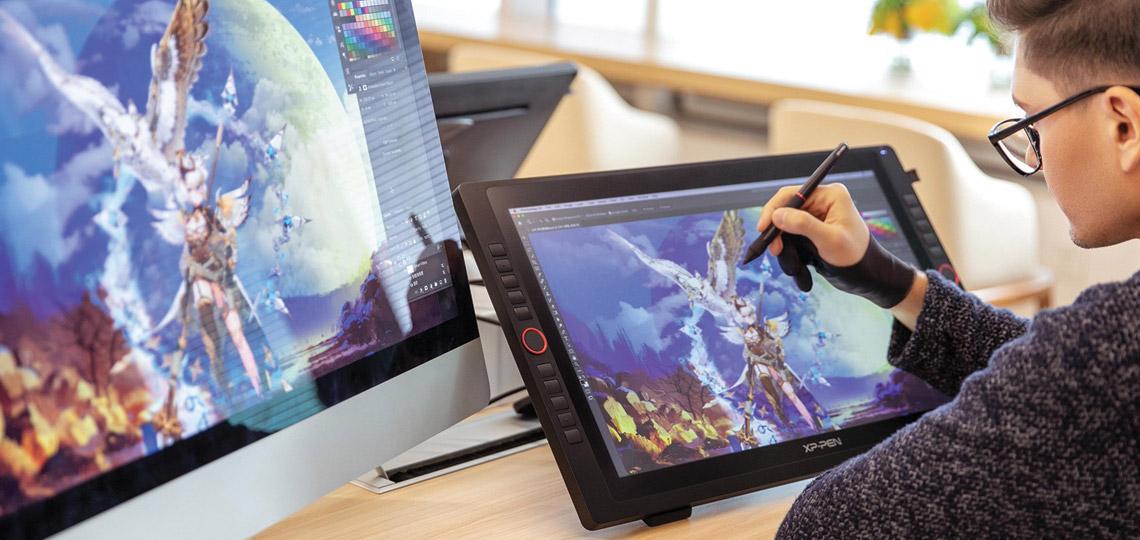 Mejores Tabletas Gráficas XP PEN 2021
