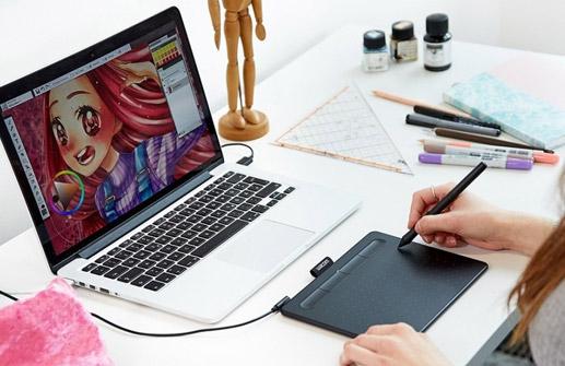 precio de tableta grafica para macbook