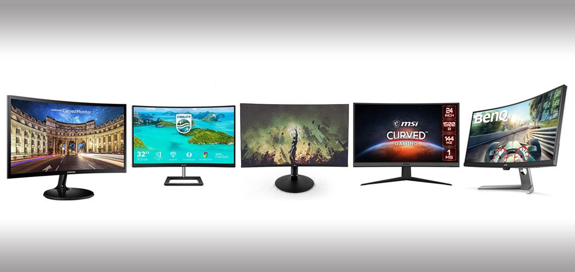 Los mejores monitores curvos del mercado
