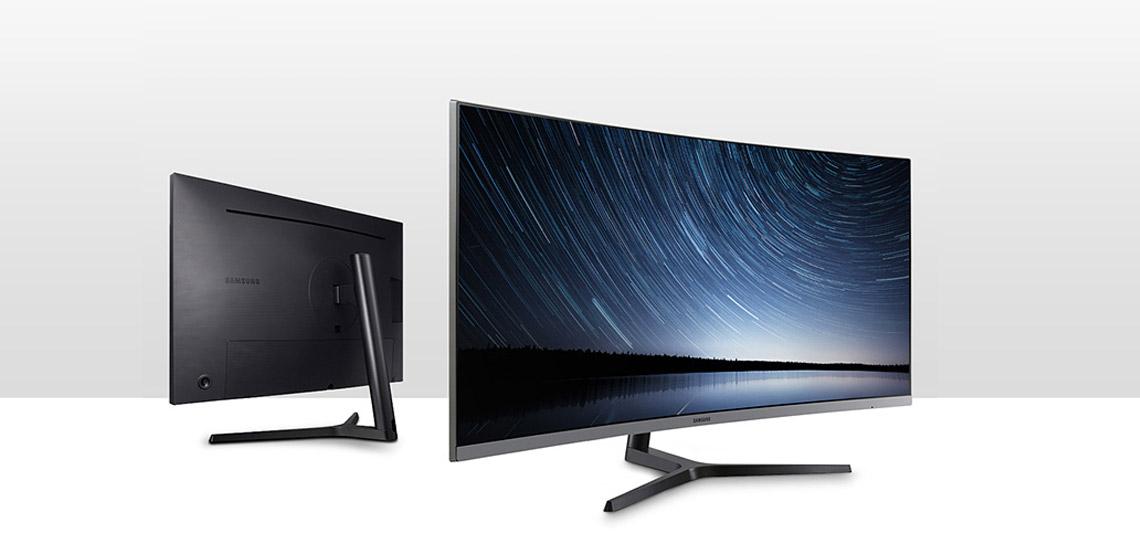 Monitor curvo Ultrawide Panorámico Samsung LC34H892WGUXEN