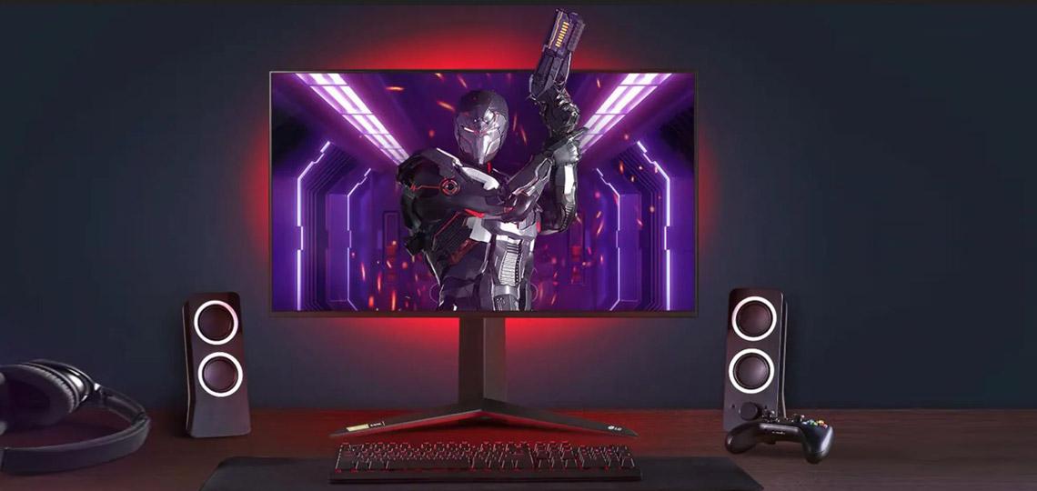 Monitor curvo 32 pulgadas AOC Monitor Gaming C32G2ZE