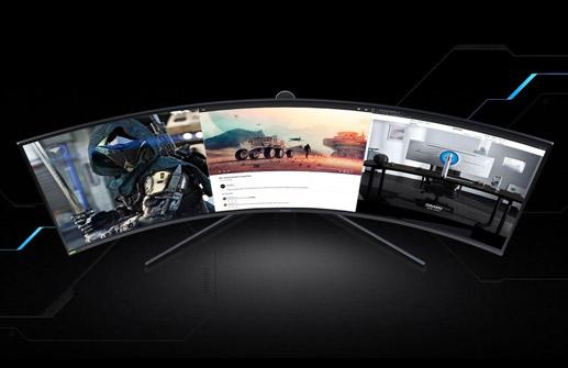 Monitor curvo 49 pulgadas Samsung LC49G93TSSRXEN Odyssey G9