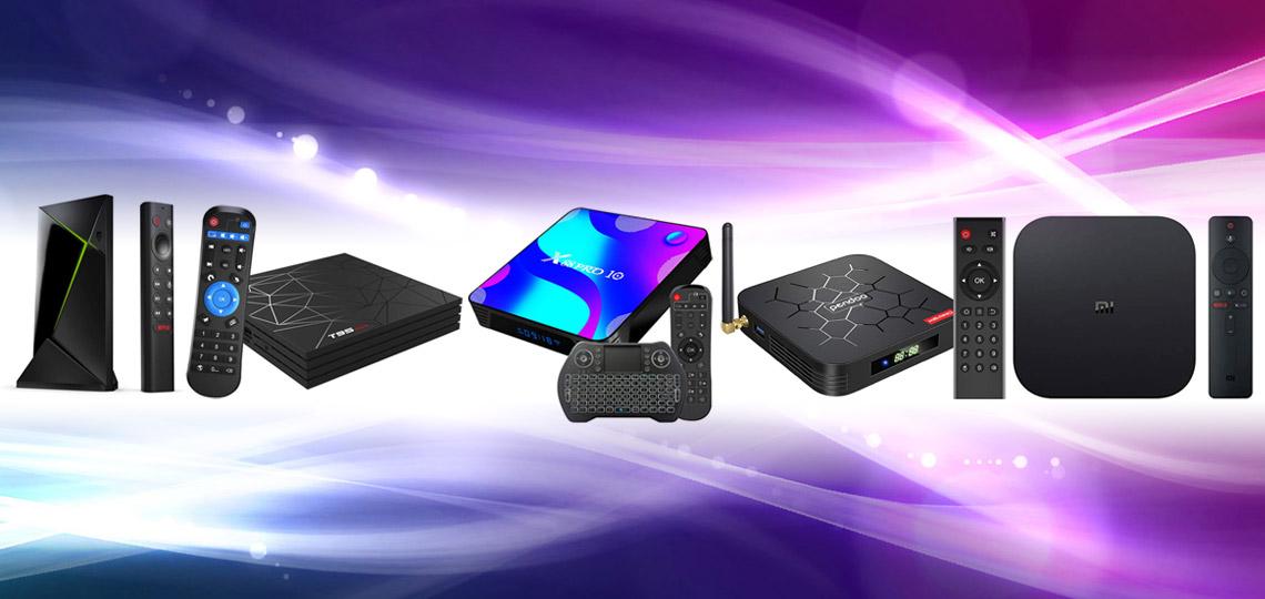 Los mejores TV Box del mercado