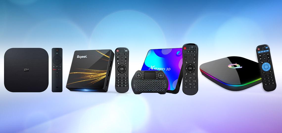 Las mejores TV Box con Android del momento
