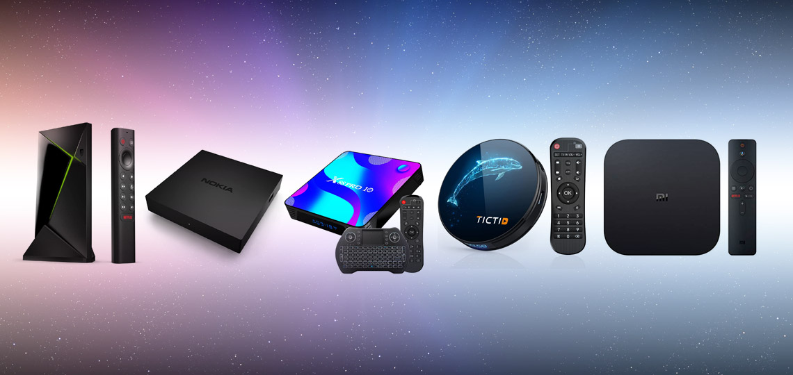 Los mejores tv box 4k del mercado