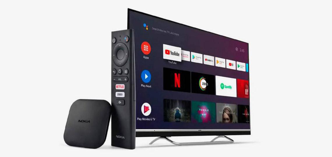 Los mejores tv box con Android tv del mercado