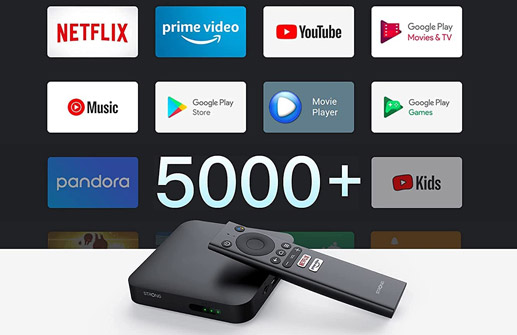 Tv Box Strong Leap-S1