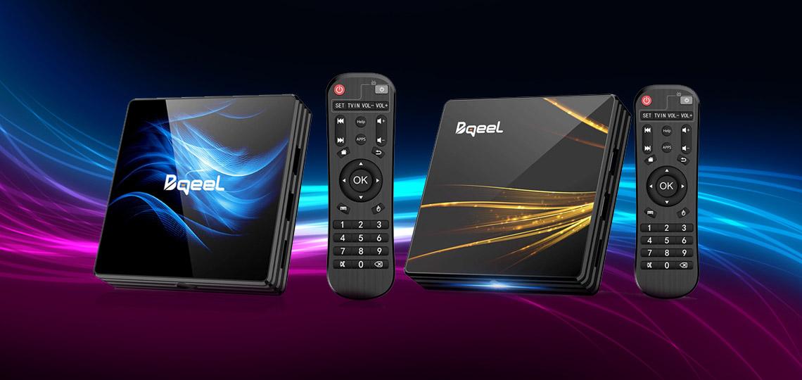 Los mejores tv box Bqeel del mercado