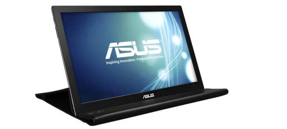 mejores monitores portatiles Asus 2021